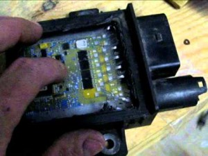 ремонт на реле за подгрев